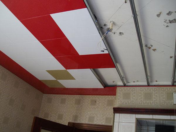 Что такое кассетный потолок