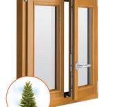 Деревянные стеклопакеты. Преимущества, цены, отзывы и фото