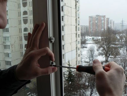 Ремонт пластиковых окон своими руками